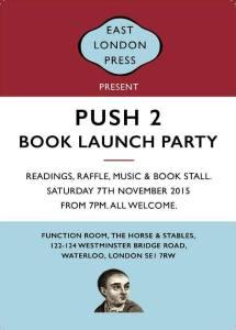 PUSH 2 Book Launch