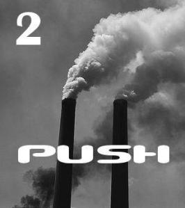 PUSH DOS FRONT COVER
