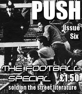 PUSH 6 THE cover