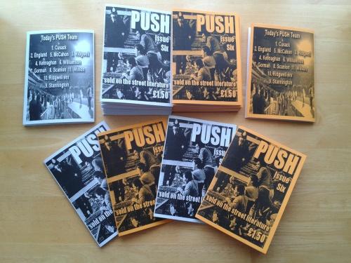 PUSH SIX