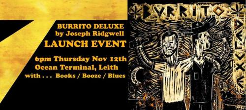burrito book launch
